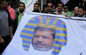 Opposition rally over Morsi decrees
